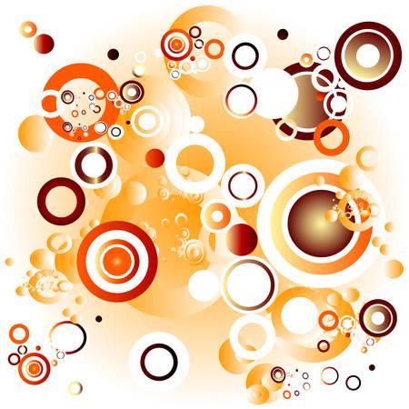 retro circles: retro circles