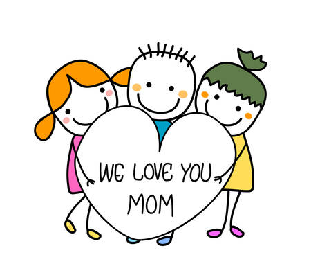 ffb13b1f04 Mother Day Cartoon Stock Photos And Images - 123RF