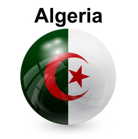 algeria: State flag of Algeria
