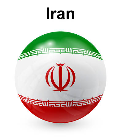 iran official state flag