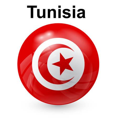 State flag of Tunisia