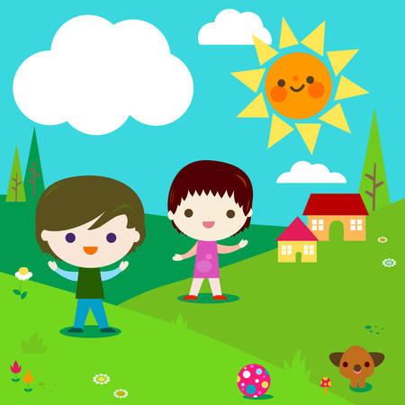 happy kids: happy kids