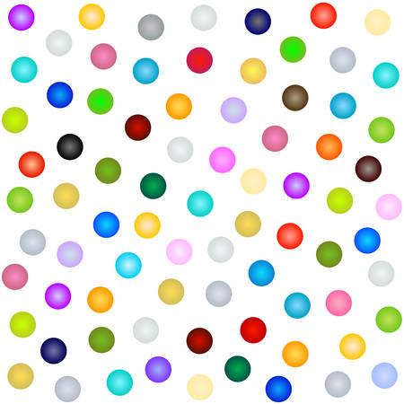 polka dots pattern colorful pattern