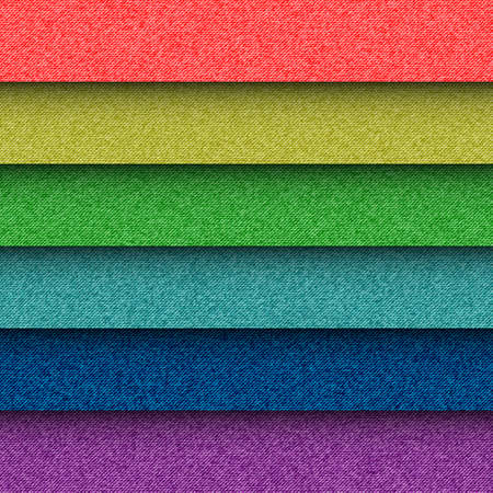 Illustration of fabric texture; pattern background