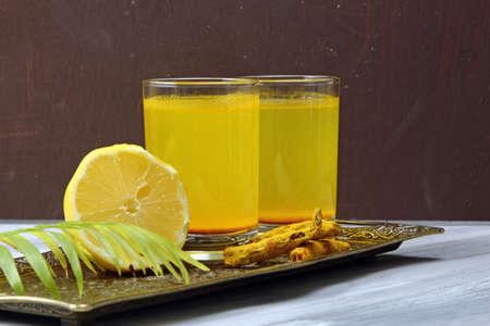 Herbal Turmeric drink