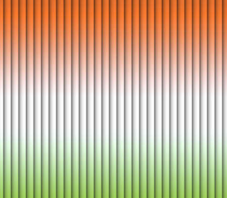 stripes seamless: Orange and green abstract striped pattern background