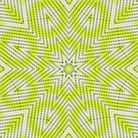 absract: Yellow and white absract pattern background Stock Photo