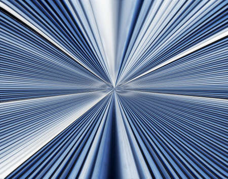 aerodynamics: abstract background; blurry speed; tonnel