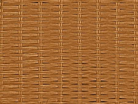 poling: Rattan texture