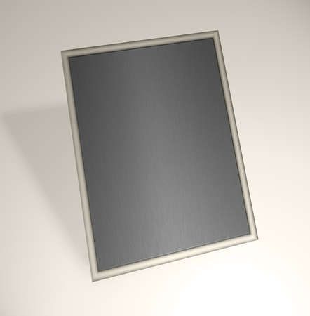 floor-standing framed panel Stock Photo - 6828800
