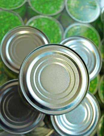 tinned: tinned peas