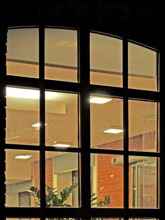 office wooden window Stock Photo - 7423126