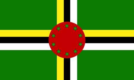 dominica: Dominica flag