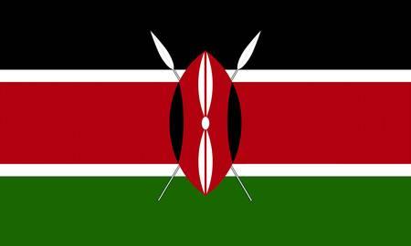 kenya: Kenya flag