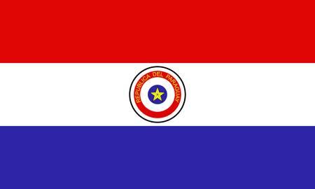 paraguay: Paraguay flag