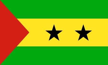 principe: Bandera de Santo Tom� y Pr�ncipe