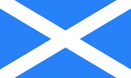 Ecosse drapeau