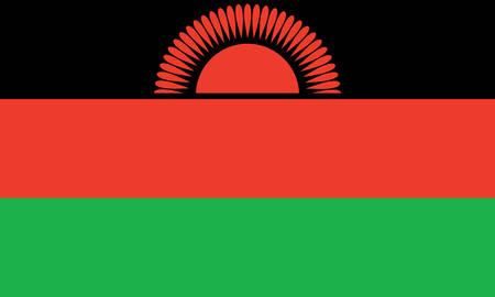malawi flag: Malawi flag