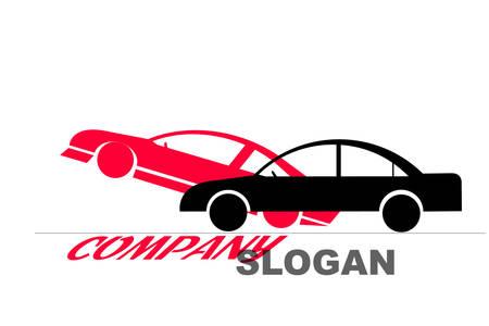for automobile logo  Vector