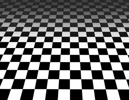 vacant: abstract  perspective pattern