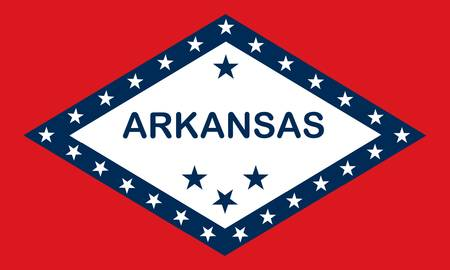 confederation: Arkansas (USA) bandiera