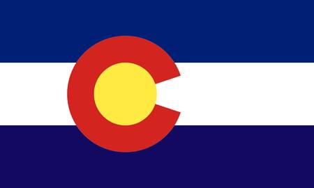 regional: Colorado (USA) flag