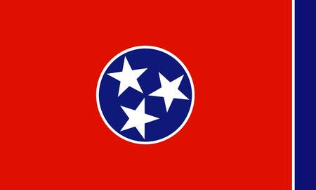 tennessee: Tennessee (USA) flag