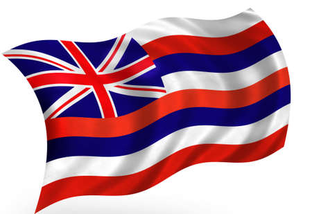 Hawaii (USA) flag