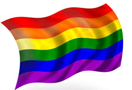 festal: la bandiera arcobaleno