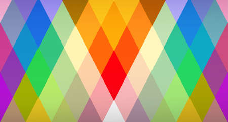 rhombic pattern. photo