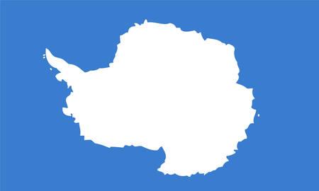 antarctica: Flag-symbol of Antarctica