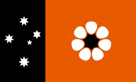 territorial: Australian Northern Territory flag