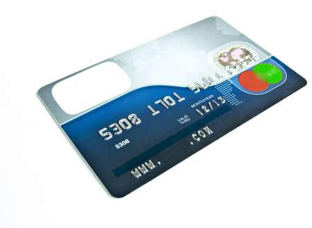 stark: Kreditkarte (ist stark ver�ndert) Lizenzfreie Bilder