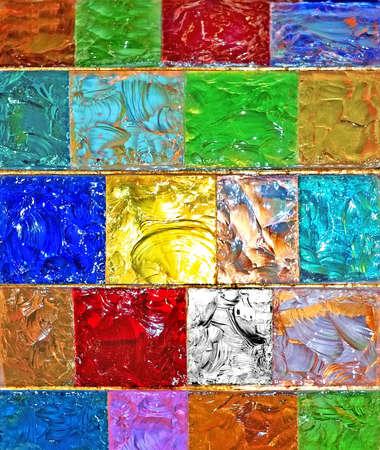 mottle: mosaico vetroso