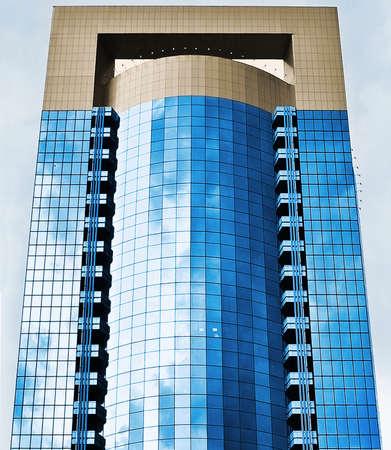 glazing: new office building