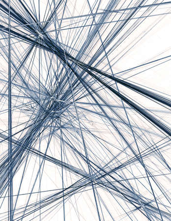 lineaire abstractie Stockfoto
