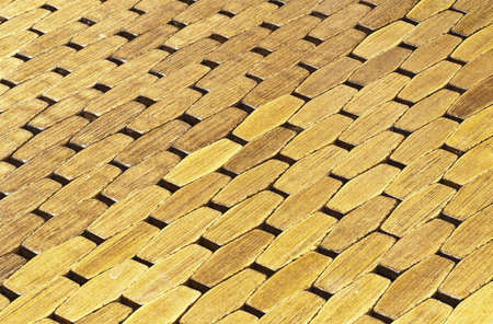 treated board: wooden textured surface Stock Photo