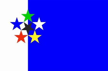 uno: official flag of Flags of the World