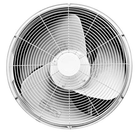 propeller of air-conditioner photo