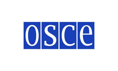 uno: Organization for Security and Cooperation in Europe- OSCE, flag-ensign Illustration