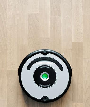 robot: aspiradora robot de limpieza