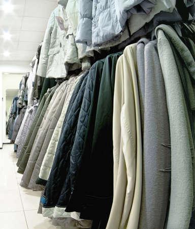 outerwear: winter outerwear