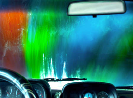 Car-wash service  photo