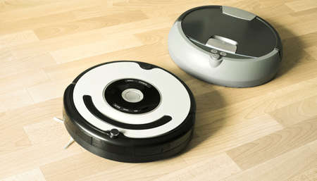 floor cleaning and washing robots