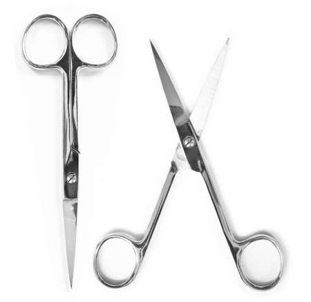 pair of scissors Stock Photo - 19219355
