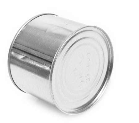 tinned product photo