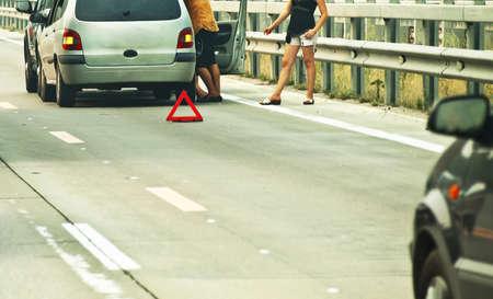 initiator: car accident
