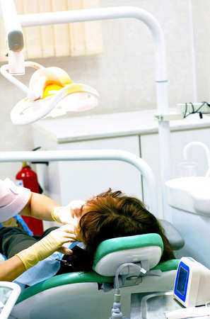 dental cabinet Stock Photo - 20630701
