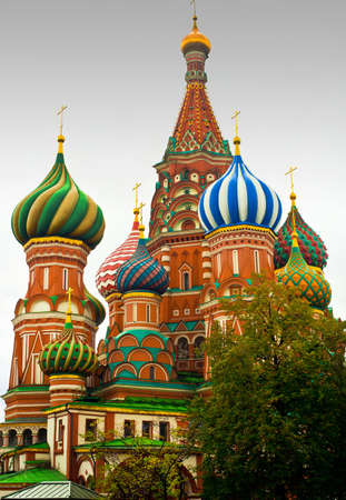 Saint Basil s cathedral, Moscow photo