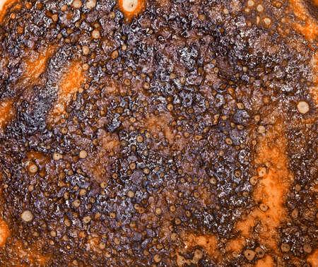 carcinogen: algo un poco quemada